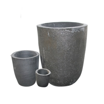 Clay-graphite Crucible